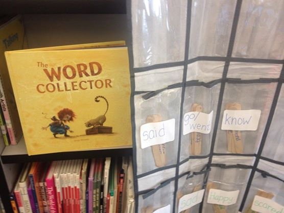 word collector example