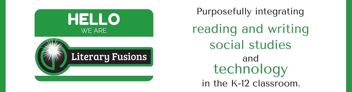 Purposefully integrating reading, writing, social studies and technology in the k-12 classroom.