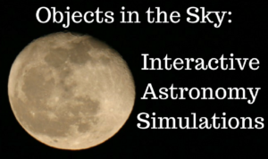 objects in the sky